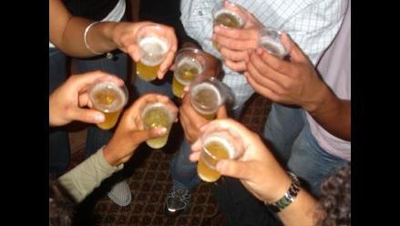 Consumidores frecuentes de alcohol están expuestos a neumonía