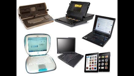 La evolución de las computadoras portátiles