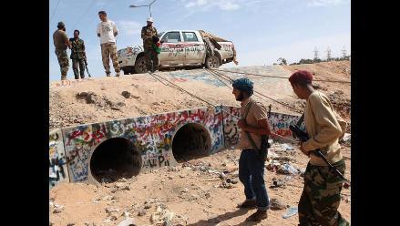 Comandante responsable de muerte de Gadafi: Traté de salvarle la vida