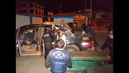 Huaral: Un muerto y 7 sobrevivientes tras inhalación de gases tóxicos