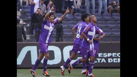 Roberto Ovelar: Quiero ser máximo goleador y campeón con Alianza Lima