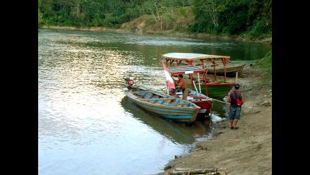 Moyobamba: Dos jóvenes se ahogan tras fugarse de casa hogar