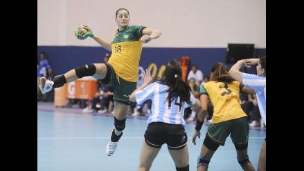 Conozca a las bellezas del balonmano de los Panamericanos