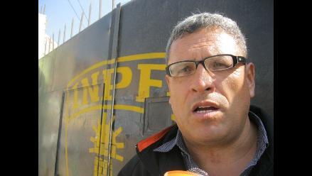 Chiclayo: Trabajadores del INPE paralizarán labores este 27 de octubre