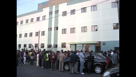 Caso Ciro: Peritos de Lima abandonan Instituto de Medicina Legal-Arequipa