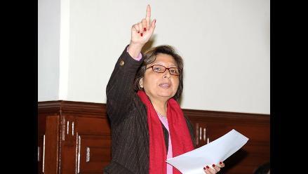 Fabiola Morales: Comisión de Ética tiene más trabajo que nunca