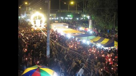 Miles de fieles participarán del retorno de la Cruz de Motupe a su gruta