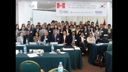Cooperación coreana apoya 19 provincias del Perú