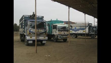 Áncash: Delincuentes roban 50 mil soles en mercadería de camión