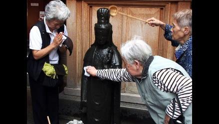 Robótica que ayuda a ancianos en Japón
