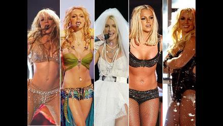 Britney Spears en vivo: cinco presentaciones que marcaron su carrera