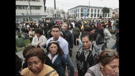 Población peruana llegará a 33 millones 149 mil habitantes en el 2021