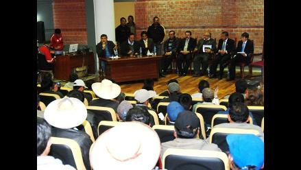 Reanudan mesa de diálogo entre pobladores y minera Yanacocha