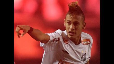 Neymar y David Beckham brillan en semifinales de la MLS