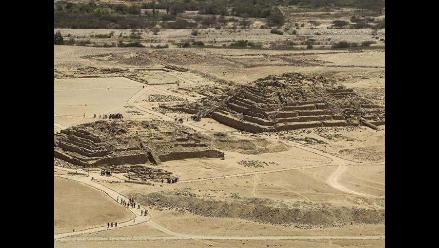 Caral tenía construcciones antisísmicas hace 5.000 años