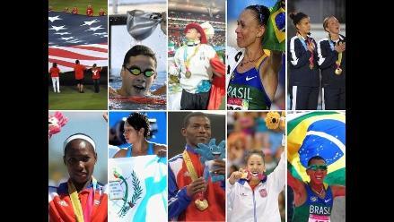 Los 10 hitos de los Juegos Panamericanos de Guadalajara 2011