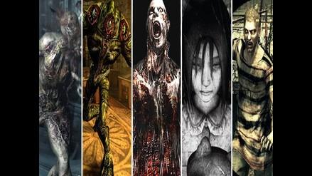 Los 5 videojuegos más terroríficos de todos los tiempos