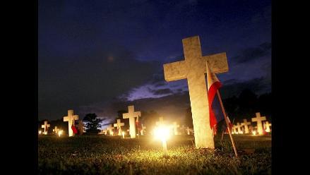 Así conmemoran el Día de Todos los Santos en el mundo