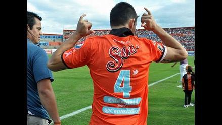 Club mexicano cambia nombres de jugadores por sus cuentas en Twitter