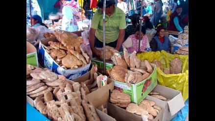 Se incrementa la venta de Tanta Wawas en Juliaca