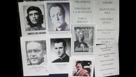 Bolivia rinde homenaje a Gadafi en altar del Día de los Muertos