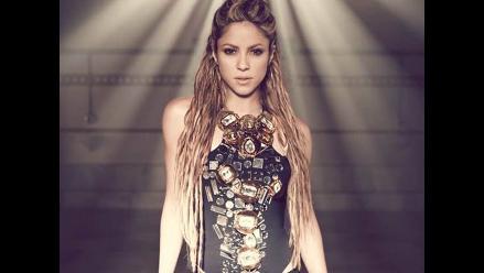 Shakira tendrá una estrella en el Paseo de la Fama de Hollywood