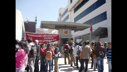 Cusco: Recomiendan no elegir nuevo rector por fallo pendiente del TC