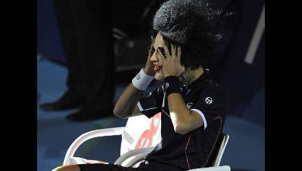 Novak Djokovic apareció con máscara del ´Guasón´ para celebrar Halloween