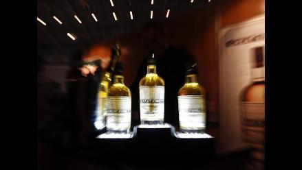 Whisky ´En vivo´ en Ciudad del Cabo