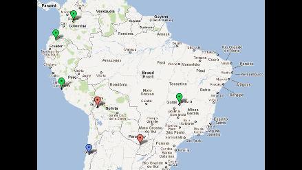 Índice de Desarrollo Humano en Sudamérica