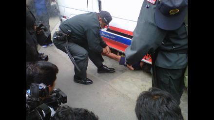 Transportistas del Callao agreden a inspectores del municipio de Lima