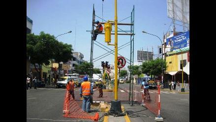 Trujillo: Anuncian II etapa de semáforos inteligentes para el 2012