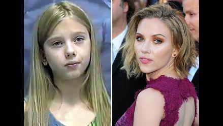 Vea el primer casting de Scarlett Johansson