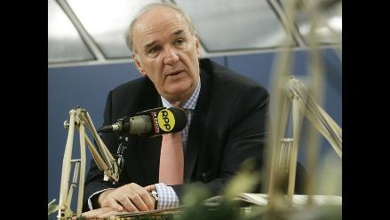 Pasan a situación de retiro al excanciller José Antonio García Belaunde
