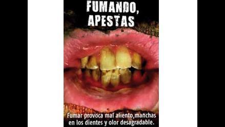 Perú integra el grupo de 19 países que alertan peligros del tabaco