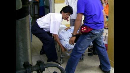 Un muerto y un herido deja choque de moto contra árbol en Trujillo