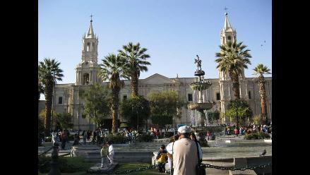 Turismo en Arequipa se incrementa en 13%