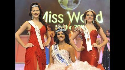 La venezolana Ivian Sarcos es la nueva Miss Mundo 2011