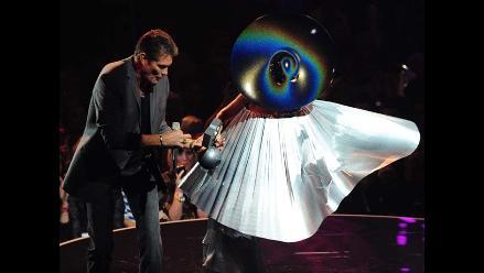 Lady Gaga gana MTV EMA a mejor artista femenina
