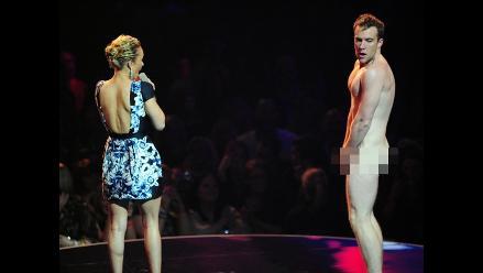 MTV EMA 2011: Una noche con música, vanguardia y un desnudo