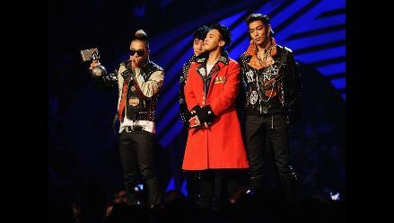 MTV EMA 2011: el pop asiático de Big Bang se impone