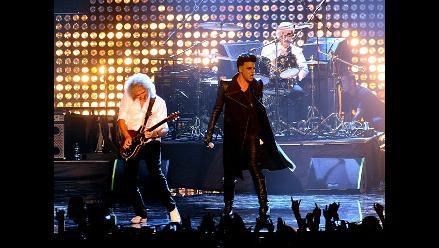MTV EMA 2011: Queen cerró la noche junto a Adam Lambert