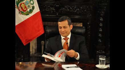 Presidente Humala: No estamos planteando una reforma a la Constitución