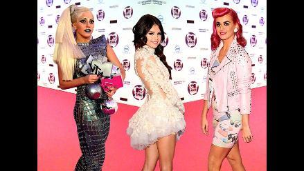 MTV EMA 2011: las mejores y las peores vestidas