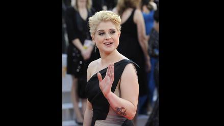 Kelly Osbourne fue hospitalizada tras sufrir lesión en la cabeza