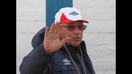 Sergio Markarián: 'El futbolista peruano sabe jugar en altura'