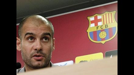 Hinchas del Barcelona imploran en Twitter la renovación de Guardiola