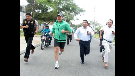 Ministro de Salud se reúne con autoridades de Piura