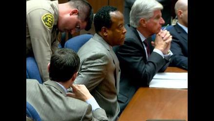 Vea la lectura del veredicto de culpabilidad de Conrad Murray