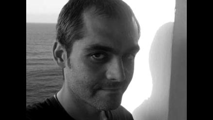 Escritor, guionista, fotógrafo, videasta Jesús Olmo en Lima